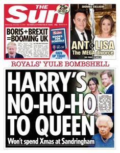 The Sun UK - 13 November 2019