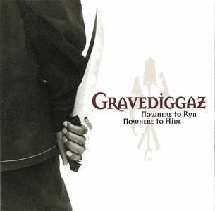 Gravediggaz - Nowhere To Run, Nowhere To Hide (US CD5) (1994) {Gee Street/Island} **[RE-UP]**