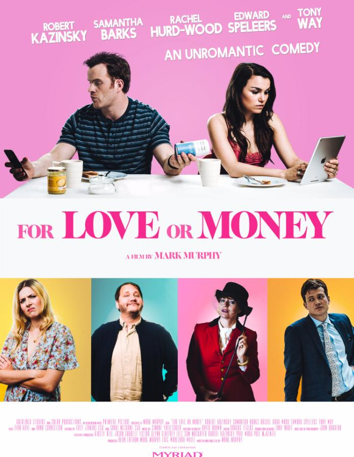 For Love Or Money / The Revenger: An Unromantic Comedy (2019)