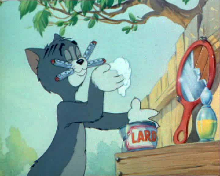 Tom and Jerry: Classic Collection. Volume 1. Disc 2 (1940-1945)