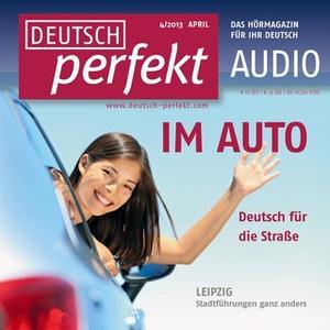 «Deutsch lernen Audio: Im Auto» by Spotlight Verlag