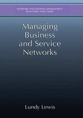 Managing Business and Service Networks (Repost)