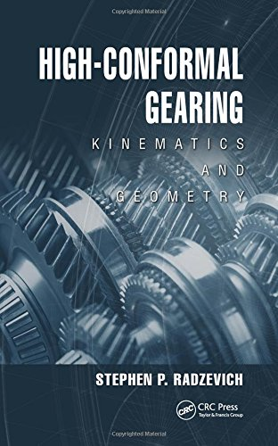 High-Conformal Gearing: Kinematics and Geometry