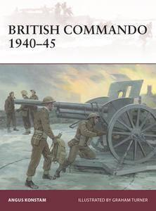 British Commando 1940-1945 (Osprey Warrior 181)