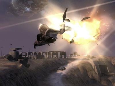EA Games - Battlefield 2142 - HOT HOT HOT!