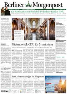 Berliner Morgenpost – 15. Januar 2020