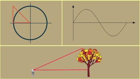 Basics of Trigonometry and its Applications  Math   Geometry
