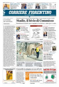 Corriere Fiorentino La Toscana – 27 agosto 2019