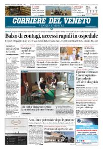 Corriere del Veneto Venezia e Mestre – 21 agosto 2020