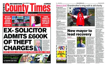 County Times – May 28, 2021