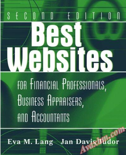 Best Websites for Financial Professionals, Business Appraisers and Accountants [Repost]
