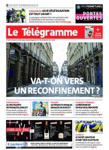 Le Télégramme Ouest Cornouaille – 27 octobre 2020