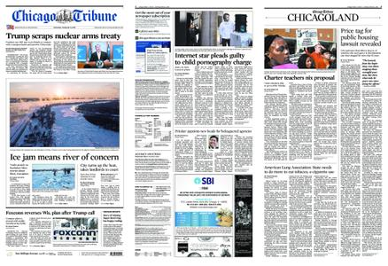 Chicago Tribune – February 02, 2019