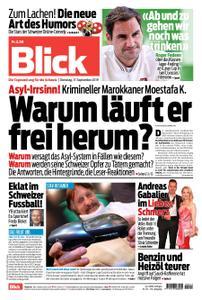Blick – 17. September 2019