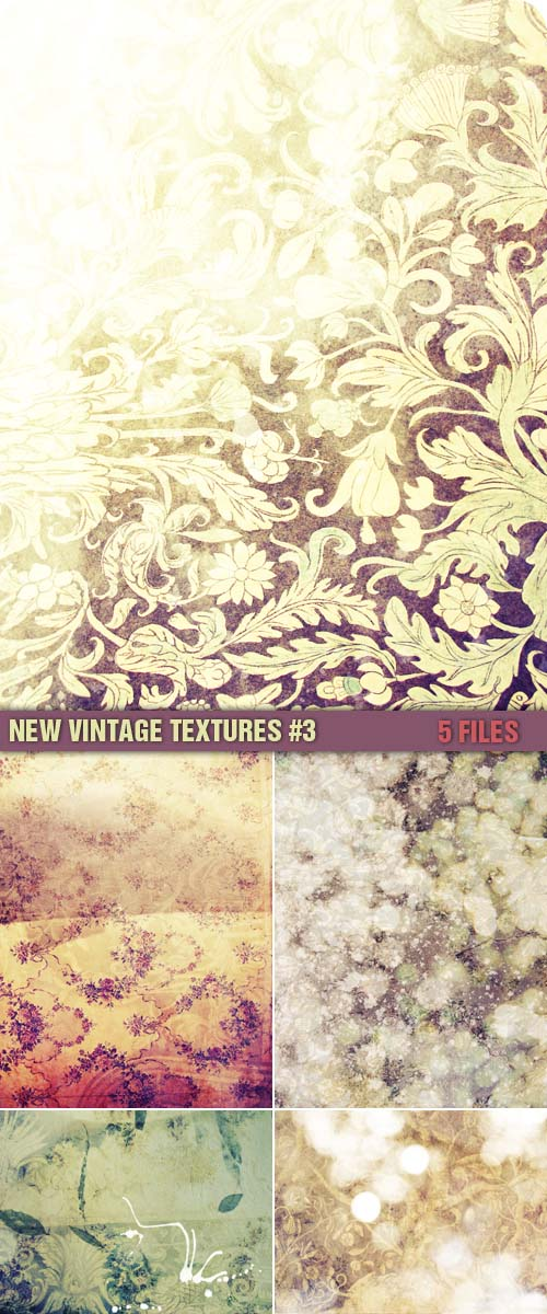 New Vintage Textures #3