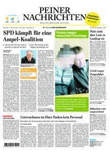 Peiner Nachrichten - 17. Oktober 2017