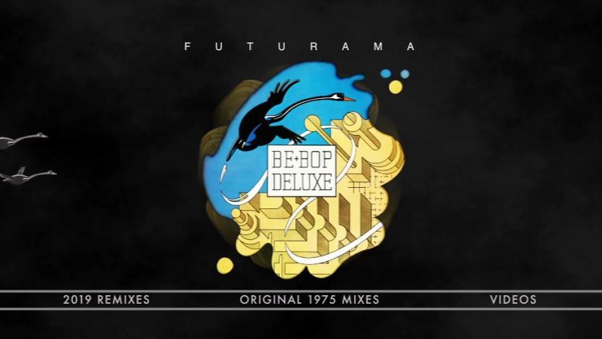 Be Bop Deluxe - Futurama (1975) [3CD + DVD Box Set]
