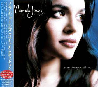 Norah Jones - Come Away With Me (2002) {Japanese Limited Edition}