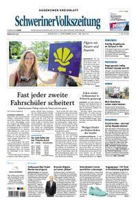 Schweriner Volkszeitung Hagenower Kreisblatt - 04. September 2018