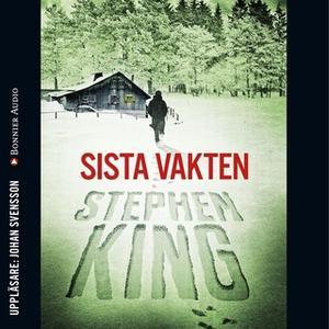 «Sista vakten» by Stephen King
