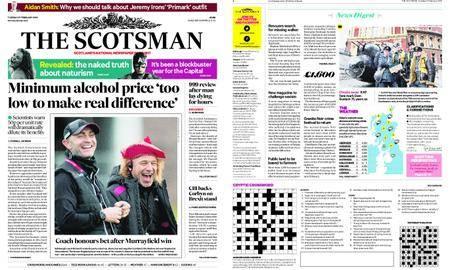 The Scotsman – February 27, 2018