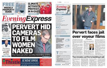 Evening Express – January 17, 2020