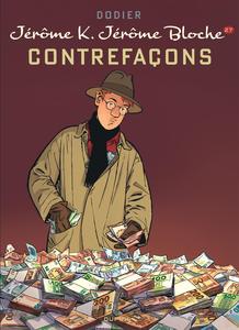 Jérôme K Jérôme Bloche - Tome 27 - Contrefaçons