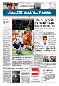 Corriere dell'Alto Adige – 07 novembre 2018