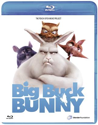 Big Buck Bunny (2008)