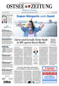 Ostsee Zeitung Rügen - 09. Oktober 2019