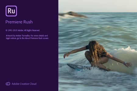 Adobe Premiere Rush CC v1.2.5.2 Multilanguage
