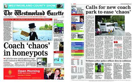 The Westmorland Gazette – September 19, 2019