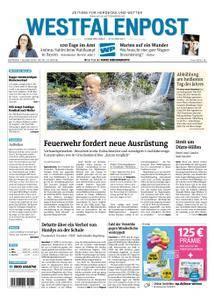Westfalenpost Wetter - 01. August 2018