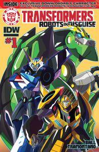 Transformers Robots In Disguise 0012015 Digital