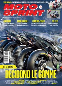 Moto Sprint N.25 - 23 Giugno 2020