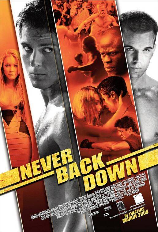 Movie - Never Back Down (2008)