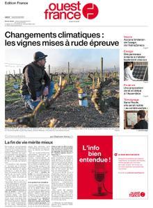Ouest-France Édition France – 08 avril 2021