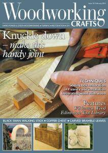 Woodworking Crafts - February 2018