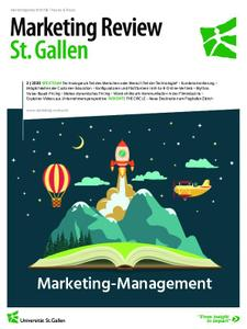 Marketing Review St. Gallen - März 2020