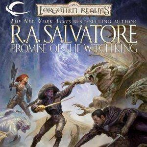 Promise of the Witch-King: Forgotten Realms: The Sellswords, Book 2 by R. A. Salvatore