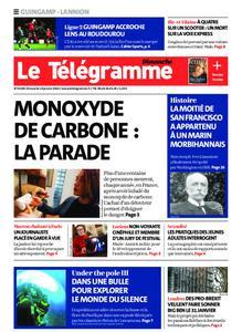 Le Télégramme Guingamp – 19 janvier 2020