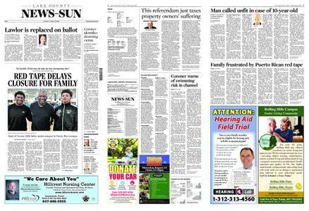 Lake County News-Sun – August 21, 2018