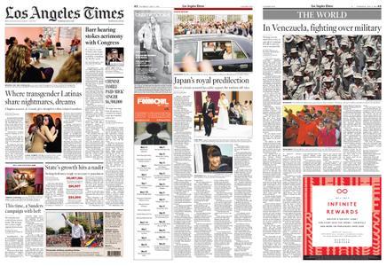 Los Angeles Times – May 02, 2019