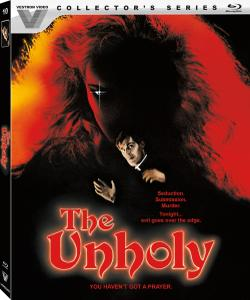 The Unholy (1988) + Extras