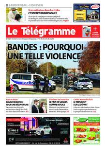 Le Télégramme Landerneau - Lesneven – 12 mars 2021