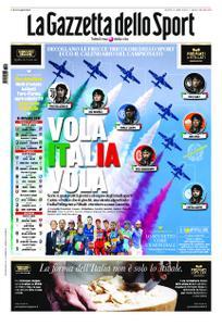 La Gazzetta dello Sport Roma – 02 giugno 2020