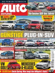 Auto Zeitung – 13. Oktober 2021