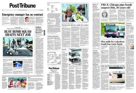 Post-Tribune – September 26, 2017