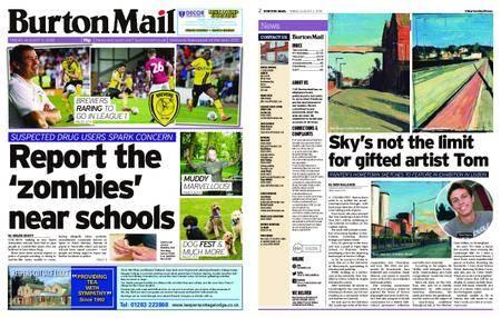 Burton Mail – August 03, 2018