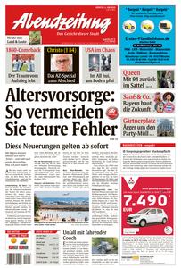 Abendzeitung München - 02 Juni 2020